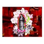 Nossa Senhora de Guadalupe (Our Lady of Guadalupe) Cartão Postal