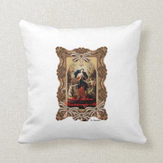 Nossa Senhora Desatadora dos Nós Travesseiro De Decoração