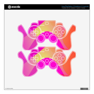 Nostalgia Art Skins For PS3 Controllers