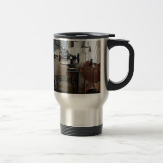 Nostalgia for days gone by travel mug