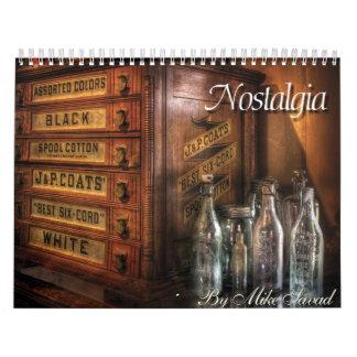 Nostalgia I - Antiques Calendar