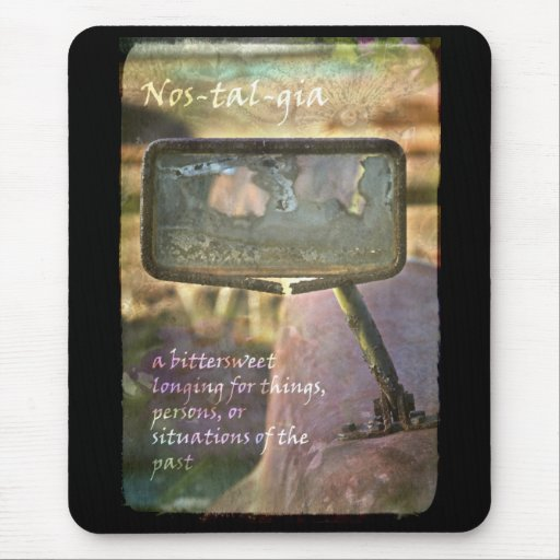 nostalgia mouse pads