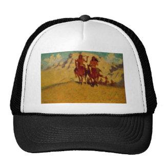 Nostalgia occidental gorras