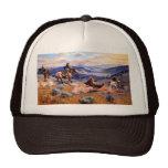 Nostalgia occidental gorras de camionero