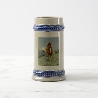 Nostalgia occidental tazas de café