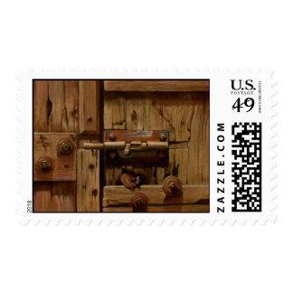 Nostalgia Postage Stamp
