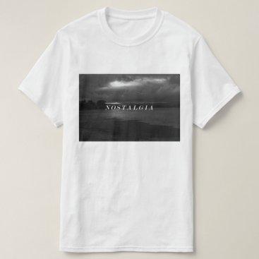 Beach Themed Nostalgia T Shirt