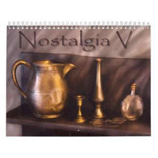 Nostalgia V Calendar