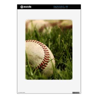 Nostalgic Baseballs Skins For iPad