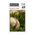 Nostalgic Baseballs Stamps