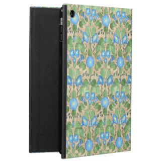 Nostalgic Blue Morning Glory Powis iPad Air Case