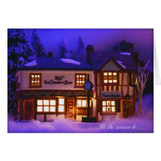 Nostalgic Christmas Cards