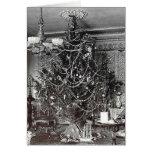 Nostalgic Christmas Tree Card