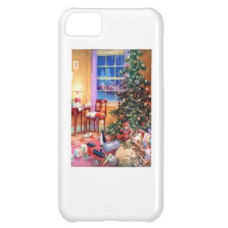 Nostalgic Christmas Tree iPhone 5C Case