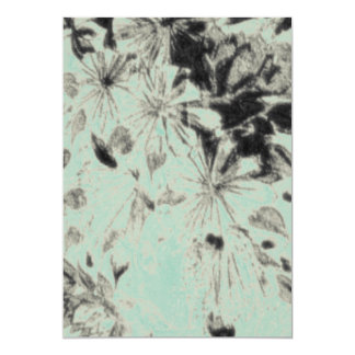 Nostalgic Floral Gems Card