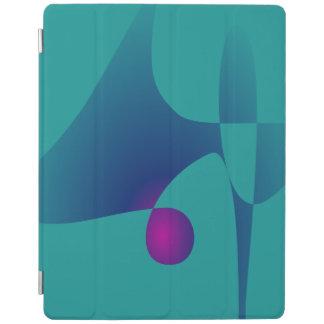 Nostalgic Grape iPad Cover