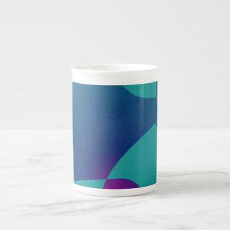Nostalgic Grape Tea Cup