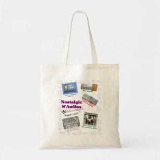 Nostalgic N'Awlins Jingles Budget Tote Bag