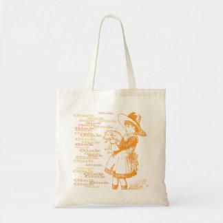 Nostalgic Piglet Tote Budget Tote Bag