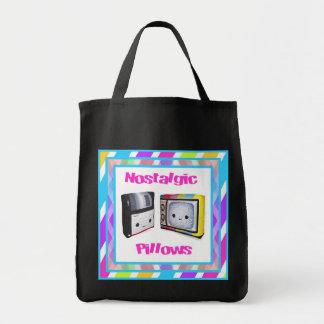 Nostalgic Pillows Tote Bag