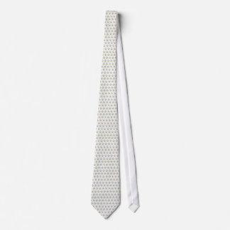Nostalgic Scents of Summer Pattern Necktie