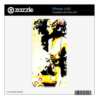 Nostalgic Seduction - Allurement iPhone 4S Skin