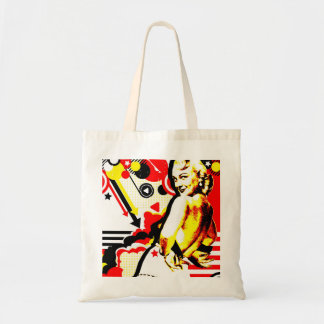 Nostalgic Seduction - Striptease Tote Bag