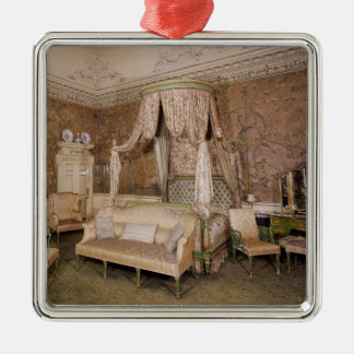 Nostell Priory, the state bedroom, 1771 Metal Ornament