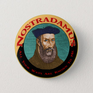 Nostradamus Button