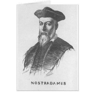 nostradamus card