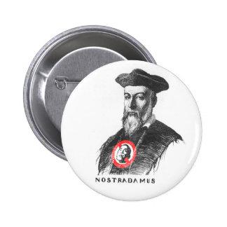 ¡Nostradamus dice NOBAMA! Pin