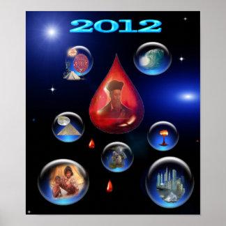 Nostradamus effect poster