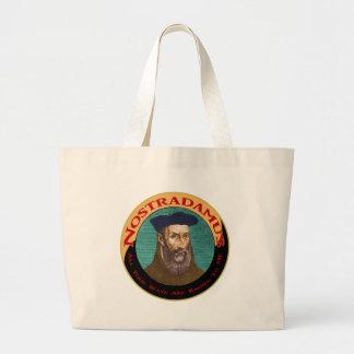 Nostradamus Large Tote Bag