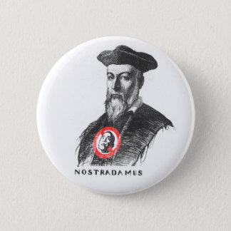 Nostradamus Says NOBAMA! Pinback Button
