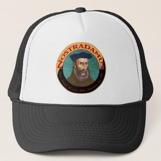 Nostradamus Trucker Hat