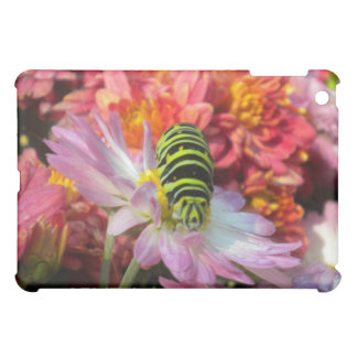 Nosy Caterpillar iPad Mini Case