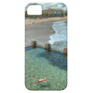 Not a care in the world- Coogee, Australia iPhone SE/5/5s Case