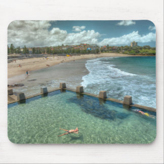 Not a care in the world- Coogee, Australia Mouse Pad