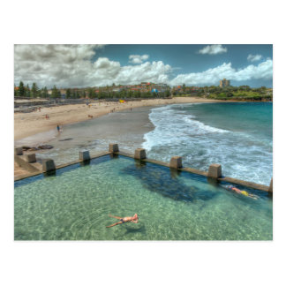 Not a care in the world- Coogee, Australia Postcard