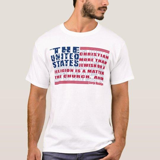 Not a Christian Nation T-Shirt
