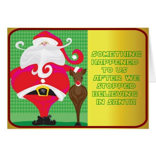 Not A Christmas Card