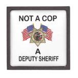 NOT_A_COP_A_SHERIFF CAJA DE REGALO DE CALIDAD