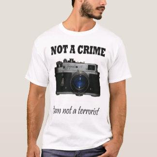 not a crime T-Shirt