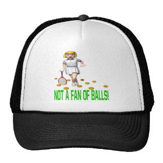 Not A Fan Of Balls Trucker Hat