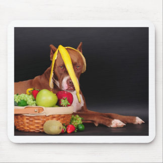 Not a fan of fruits mouse pad
