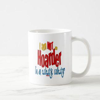 NOT a Hoarder 2 Classic White Coffee Mug