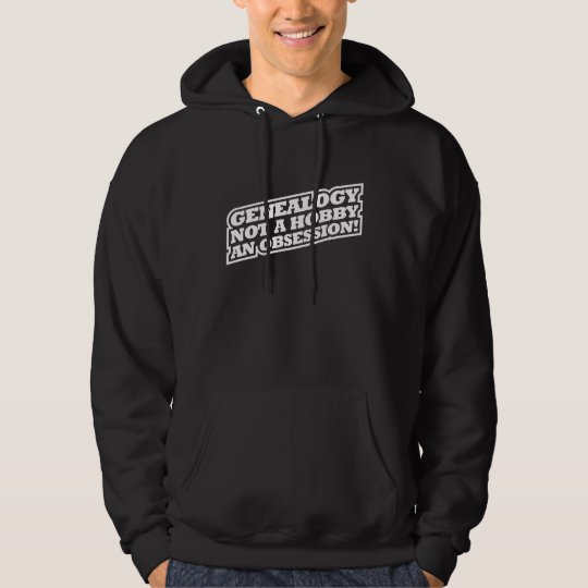 Not A Hobby. An Obsession Hoodie