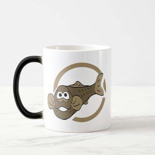 Not a Keeper Fish Magic Mug