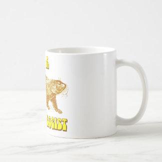 Not a Meteorologist Groundhog Coffee Mug