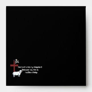 Not A Mindless Sheep Envelopes